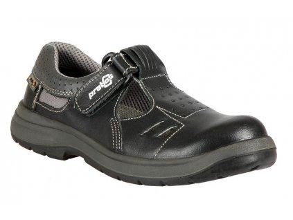 Pracovní obuv PRABOS Richard O1 S24533 - bílá