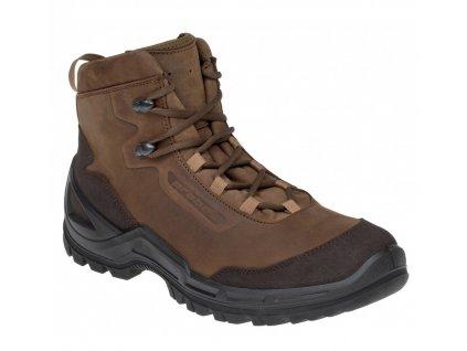 Obuv PRABOS Vagabund Ankle loamy brown S80657