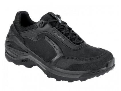 Taktická obuv PRABOS Phantom Low GTX Black