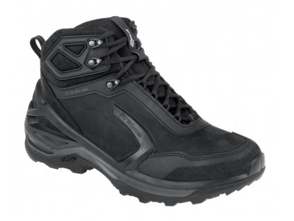 Taktická obuv PRABOS Phantom Mid GTX Black