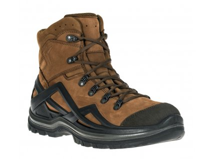 Obuv PRABOS Nomad Mid loamy brown S90314