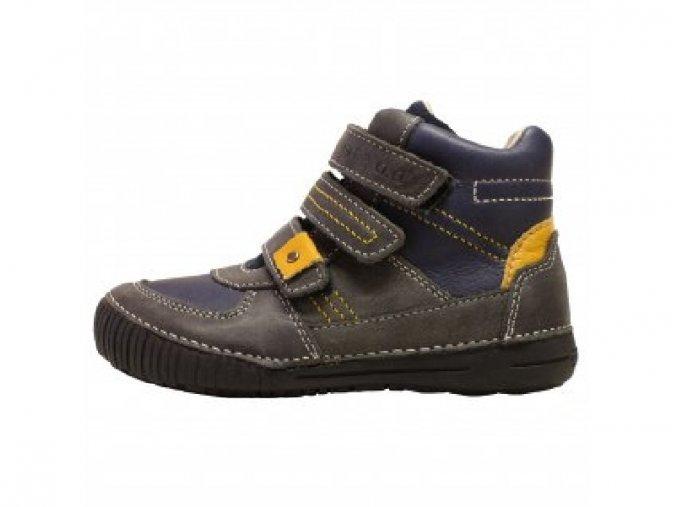Celoroční obuv DDstep 036-52ML Royal blue