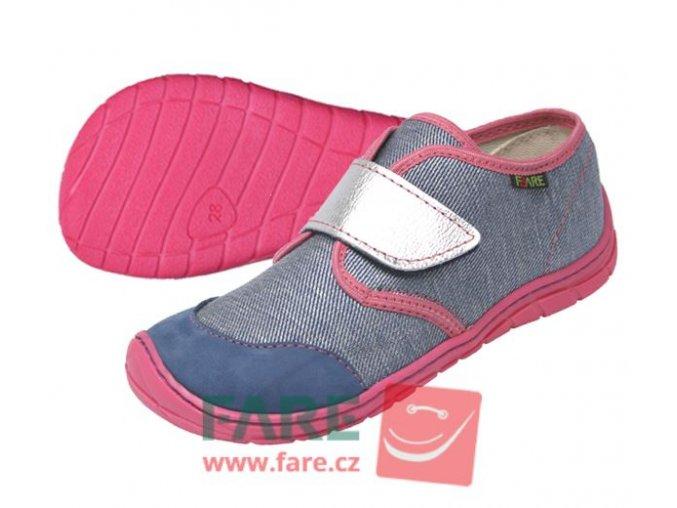 Celoroční obuv Fare Bare 5211461
