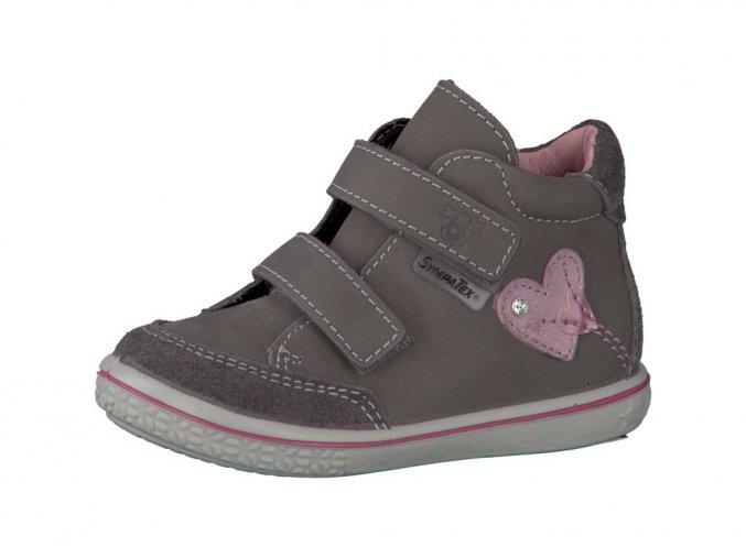 Celoroční obuv Ricosta Lara       s membránou