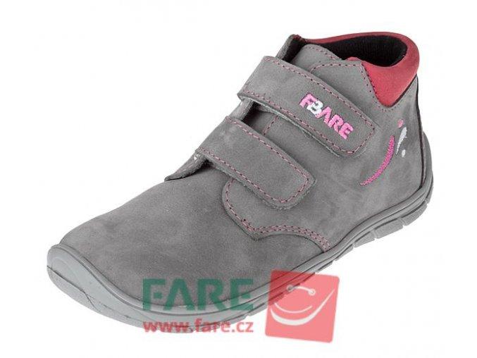 Celoroční obuv  Fare Bare 5221263-dívčí