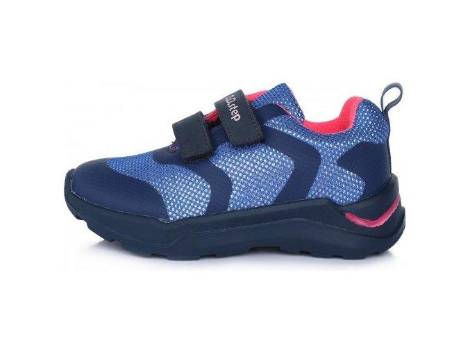 Celoroční obuv DDstep F61-703C Bermuda blue tenisky