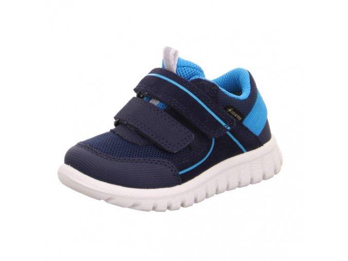 Tenisky Superfit 0-606197-80 Blau/Blau