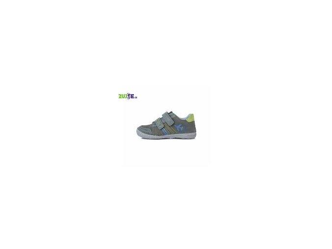 Celoroční obuv DDstep 036-709b Grey