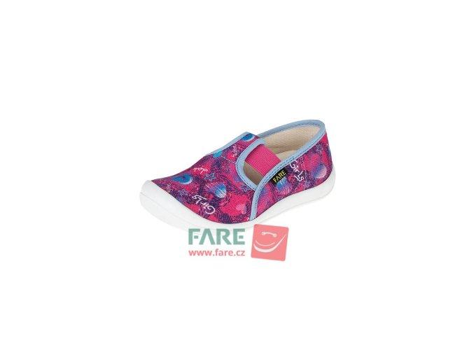 Papuče Fare  4111448 dívčí