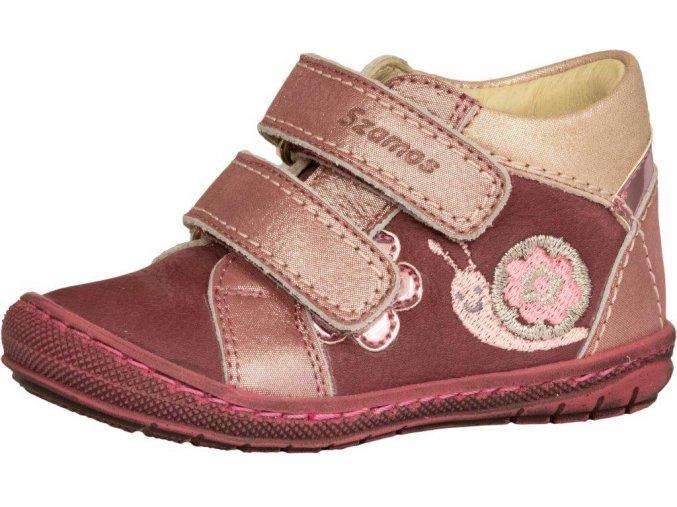 Celoroční obuv SZAMOS 1556-408011 šnek