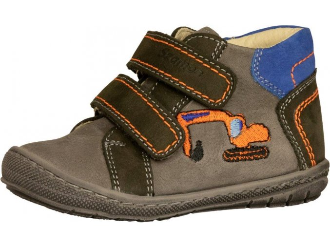 Celoroční obuv SZAMOS 1555-10831