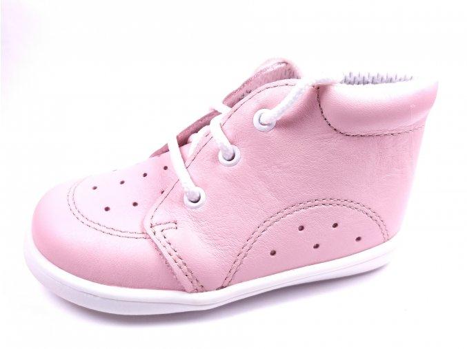 Capáčky-tenisky Boots4you T014 růžové