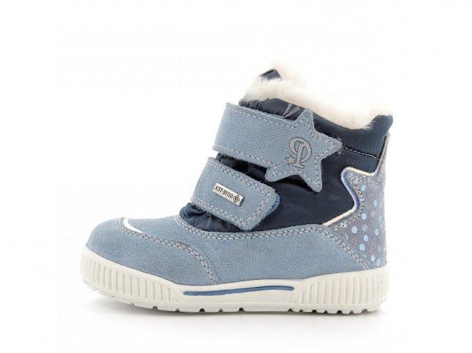 Zimní boty Primigi 6361411 s membránou
