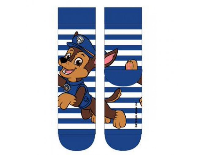 210 detske ponozky paw patrol 3ks sada