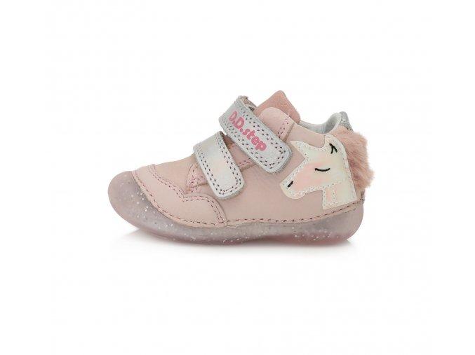 Celoroční obuv DDstep 015-303 Pink