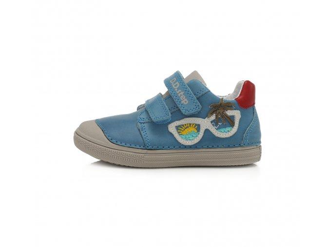 Celoroční obuv DDstep 049-207M Bermuda blue
