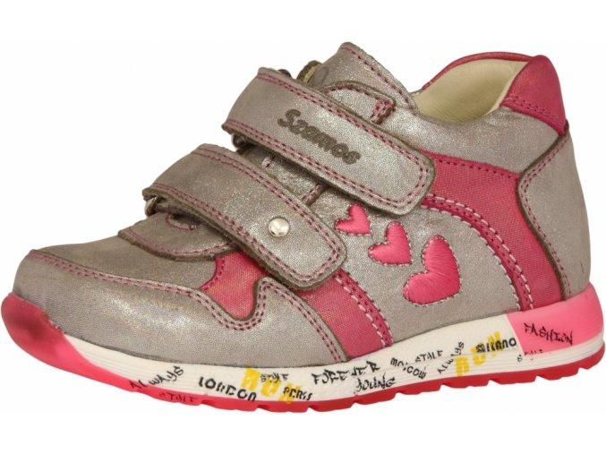 Celoroční obuv Szamos 1587-70123