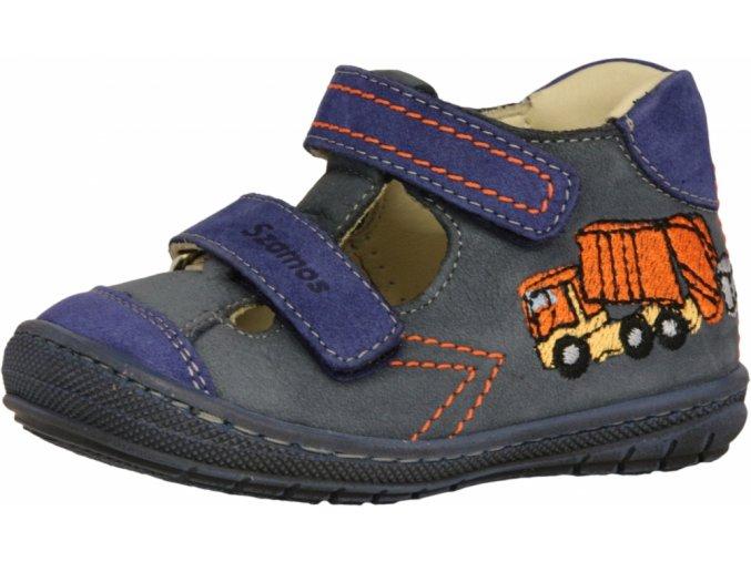 Letní obuv Szamos 3284-20821