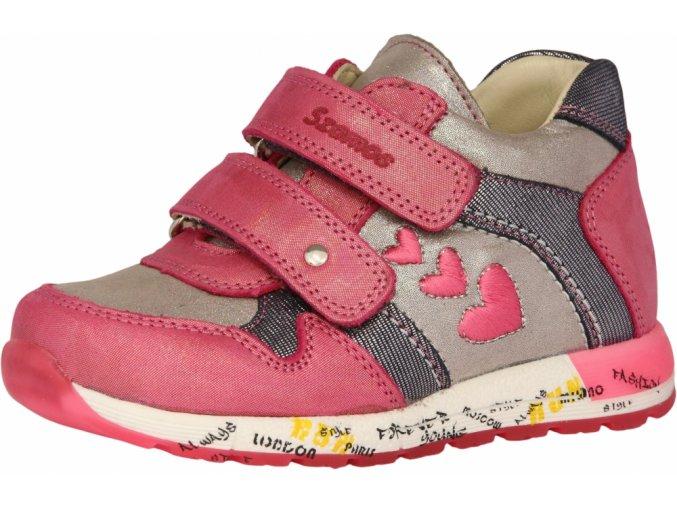 Celoroční obuv Szamos 1587-50123
