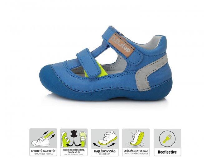 Sandálky DDstep 015-620B