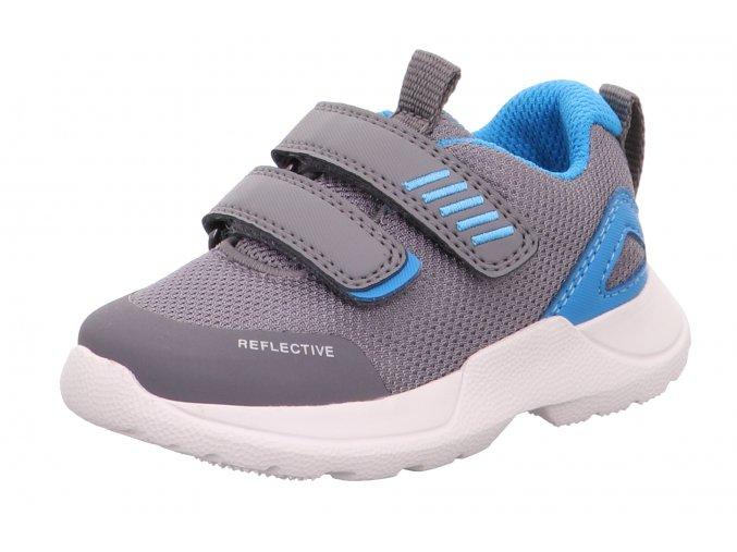Celoroční obuv Superfit 0-609207-2500 Hellgrau/Blau