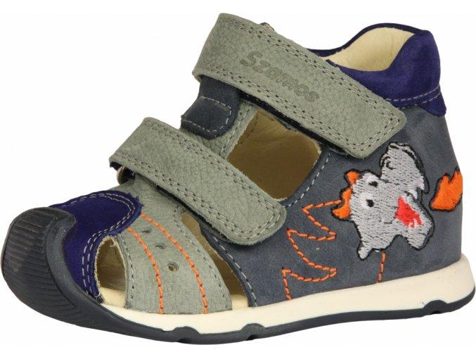 Letní obuv Szamos 4305-20413