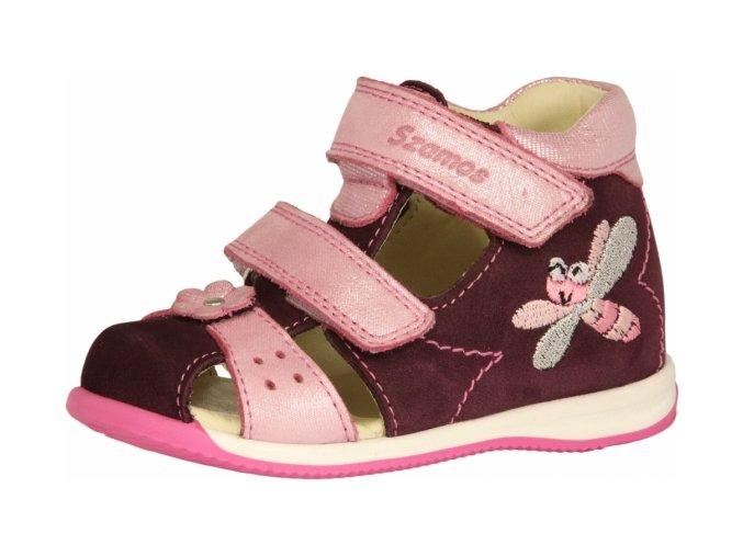 Letní obuv Szamos 4306-50243