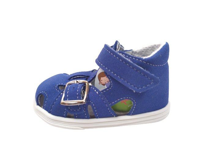 Letní obuv Jonap 009MF - modrá