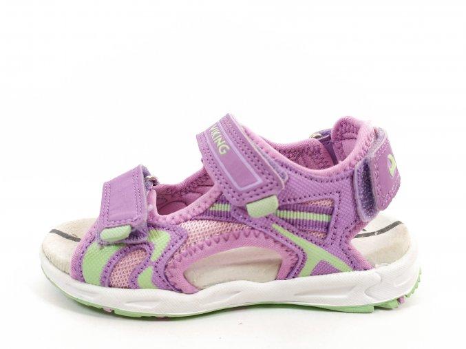 Letní obuv Viking Anchor - violet mint