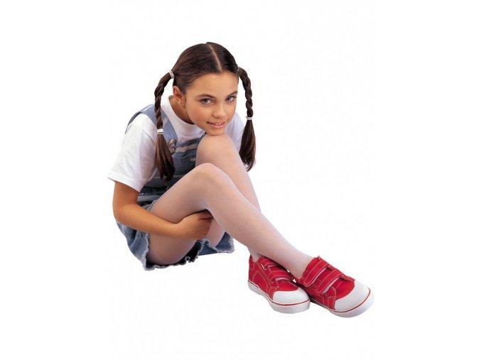 Jemné dívčí punčochové kalhoty EVONA - Ivalka