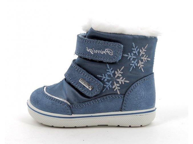 Zimní boty Primigi 8356800 s membránou