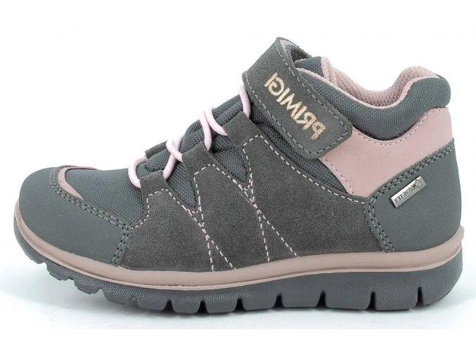 Celoroční obuv Primigi 8386133 dívčí s membránou