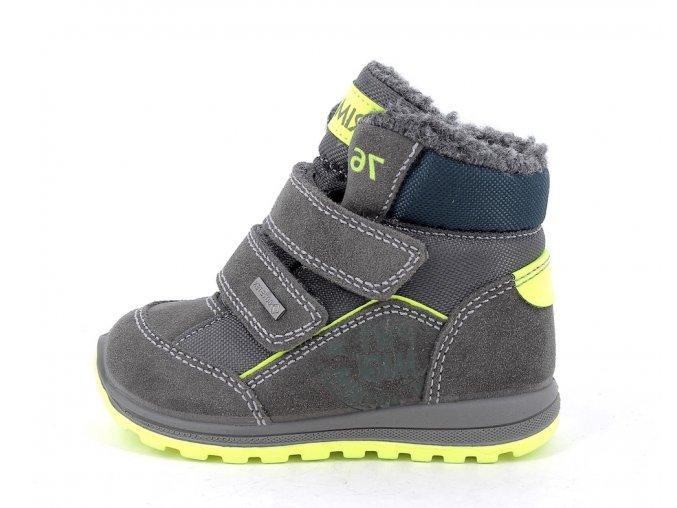 Zimní boty Primigi 8354033 s membránou