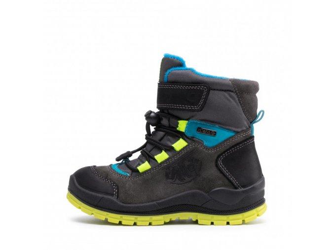 Zimní boty Primigi 8395911 s membránou