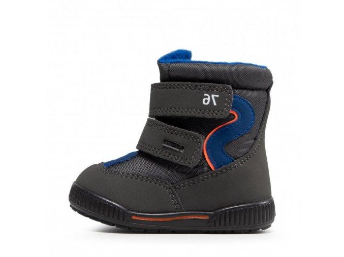Zimní boty Primigi 8364022 s membránou
