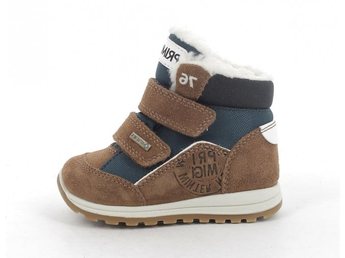 Zimní boty Primigi 8354000 s membránou