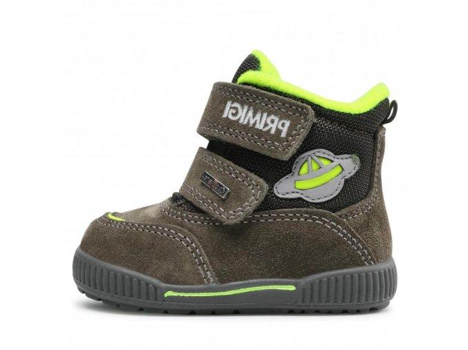 Zimní boty Primigi 8364222 s membránou