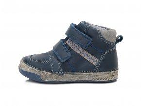Celoroční obuv DDstep 040-417Al modrá