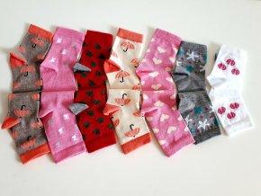 Ponožky Knebl- dívčí