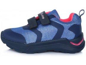 Celoroční obuv DDstep F61-703C Bermuda blue-tenisky