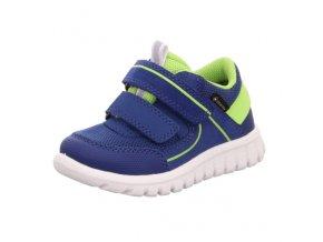 Celoroční obuv Superfit 0-606197-8100 Blau/Grun