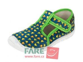 papuče Fare 5102432 chlapecké