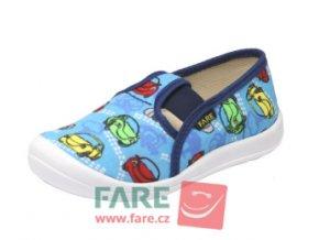 Papuče Fare 4111403 chlapecké