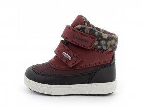 Zimní boty Primigi 6360122 s membránou
