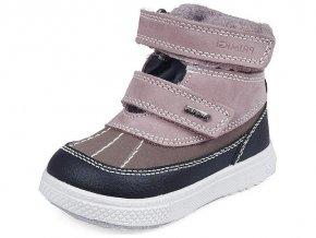 Zimní boty Primigi 4366044 s membránou