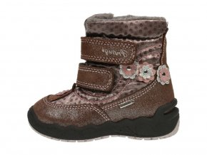 Zimní boty Primigi 85560/77 s membránou