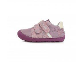 Celoroční obuv DDstep barefoot 063-932 Mauve
