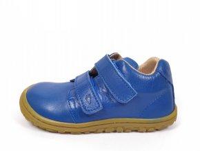 Celoroční barefoot obuv Lurchi 33-50004-02 Nappa cobalto