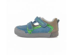 Sandálky DDstep 068-477 M modrá