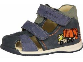 Letní obuv Szamos 4307-10253
